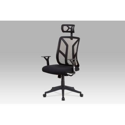 Kancelárska stolička KA-C837 BK