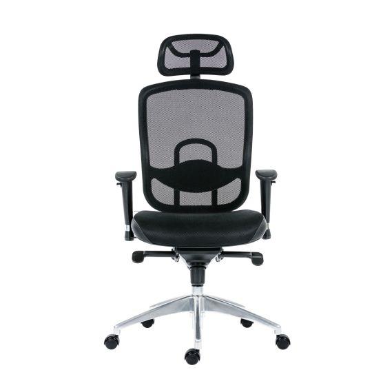 Kancelárska stolička Oklahoma PDH čierna