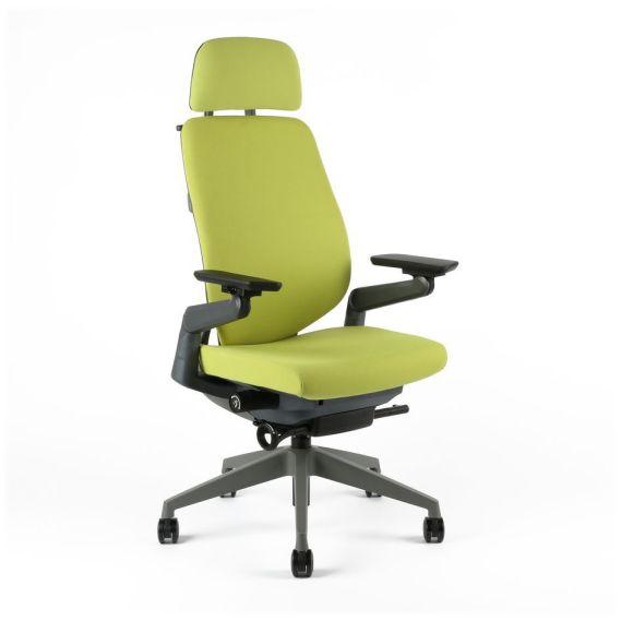 Kancelárska stolička čalúnená s...