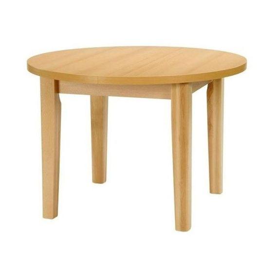 Jedálenský stôl FIT 110 pevný