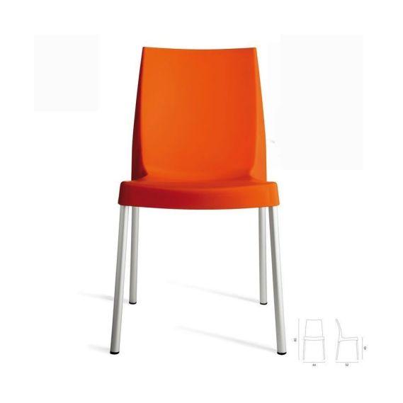 STIMA Plastová stolička BOULEVARD
