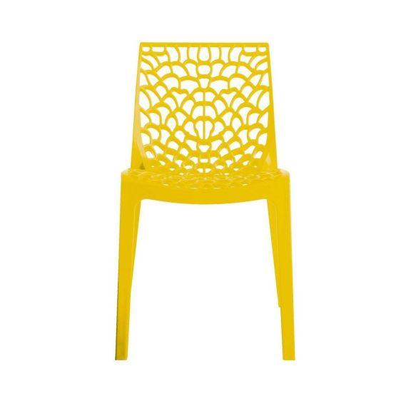 Plastová stolička GRUVYER STANDARD