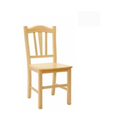 Jedálenská stolička SILVANA masiv