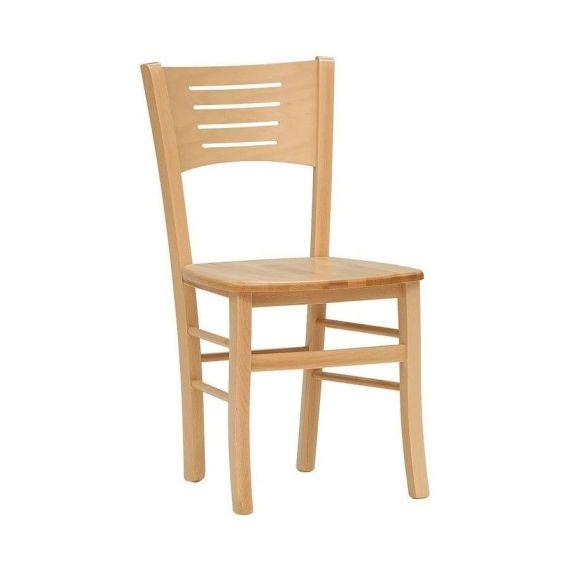 Jedálenská stolička VERONA masiv