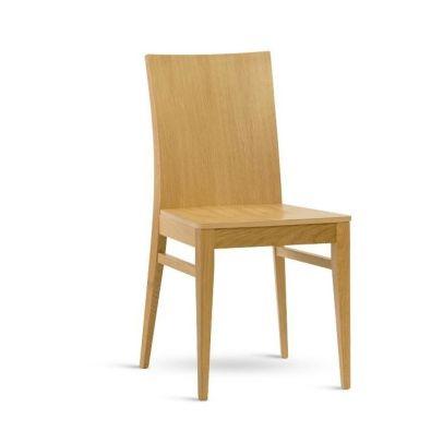 Jedálenská stolička KIRA masív