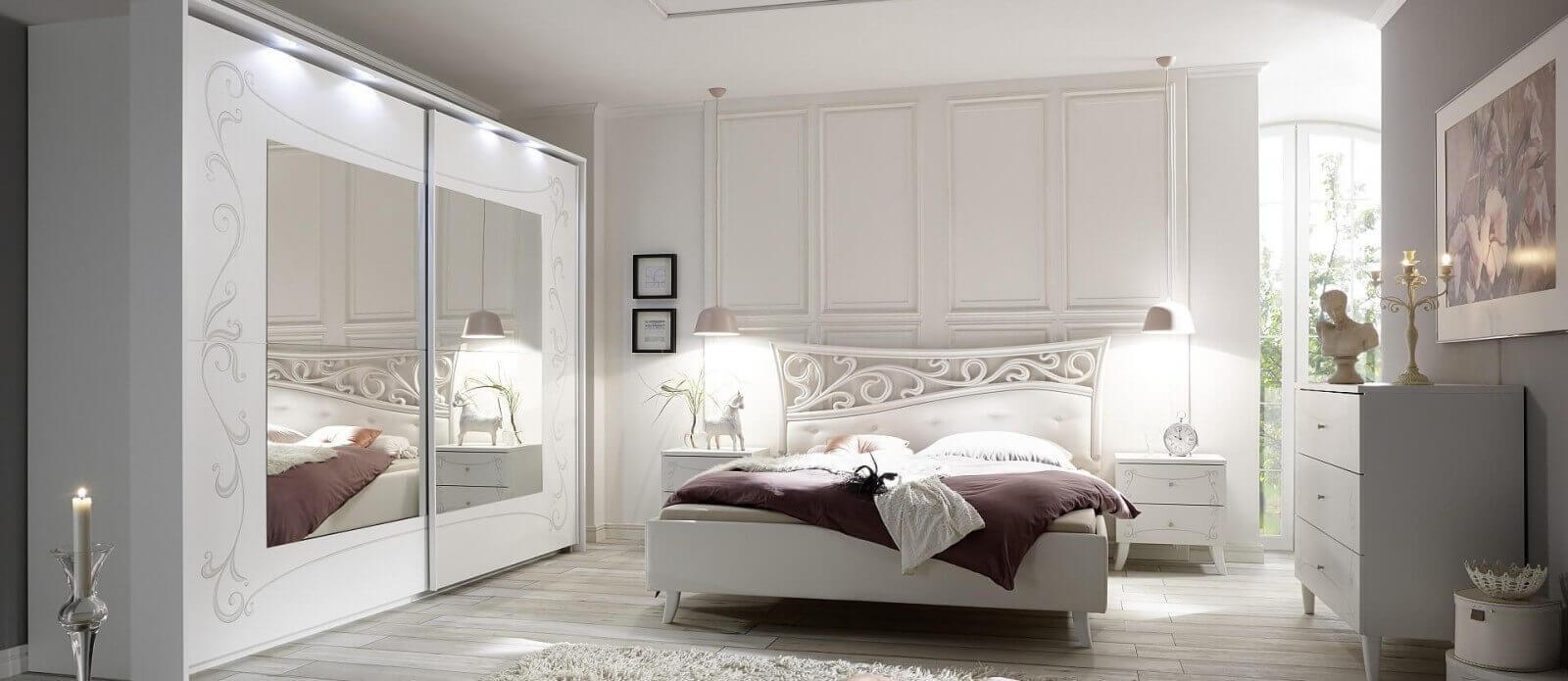 Spálňa Soler